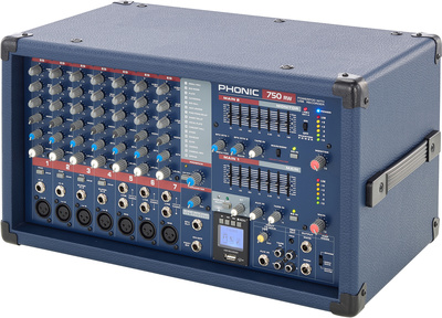 Phonic Powerpod 750RW B-Stock