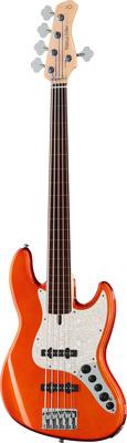 Marcus Miller V7 Alder-5 Fretless BMR