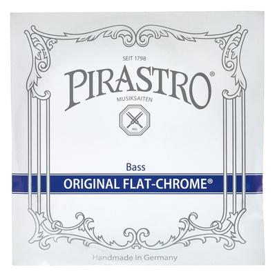 Pirastro Original Flat-Chrome E Bass