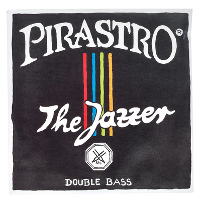 Pirastro The Jazzer G Bass medium