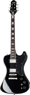 Eastwood Guitars RD Artist Black
