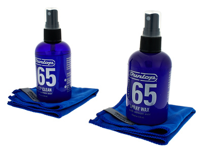 Dunlop Platinum 65 Care Spray Wax