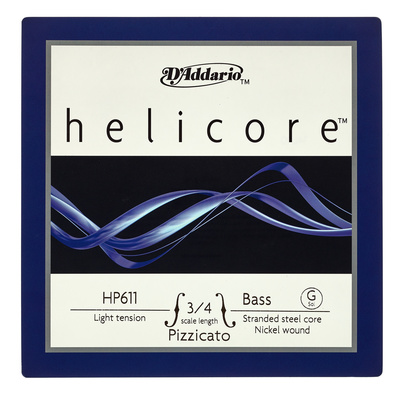 Daddario HP611-3/4L Helicore Bass G L