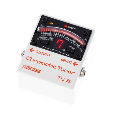 Boss TU-3S Floor Tuner B-Stock