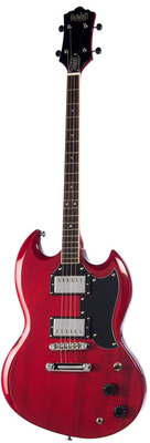 Eastwood Guitars Astrojet Tenor Cherry