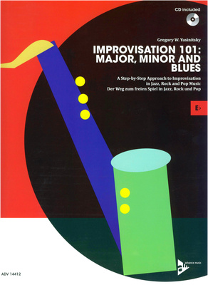 Advance Music Improvisation 101 Eb