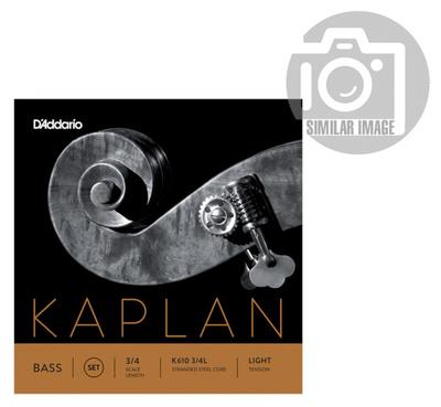 Daddario K615-3/4L Kaplan Bass C Ext.