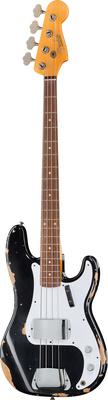Fender 59 P-Bass JBNR H.Relic BLK