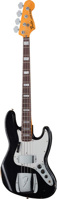 Fender 70 Jazz Bass Relic BLK