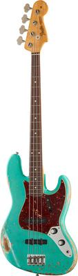 Fender 62 Jazz Bass Relic SFG MBGF
