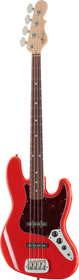G&L JB Bass Fullerton Red USA