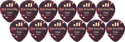 Dunlop Cell. Teardrop Shell Thin