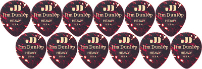 Dunlop Cell. Teardrop Shell Heavy