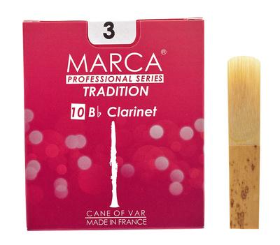 Marca Marca Tradtional Clarinet 3 Bb