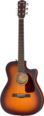 Fender CF-140SCE VSB