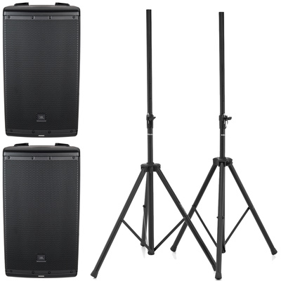 JBL Eon 612 Bundle
