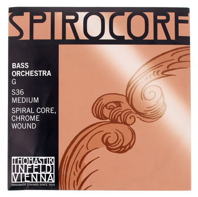 Thomastik Spirocore G Bass 4/4 medium