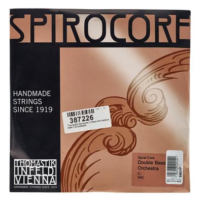 Thomastik Spirocore C Bass 4/4 medium