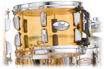 "Pearl Crystal Beat 10""x07"" Tom #732"