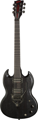 Gibson SG CM Black Satin Ebony