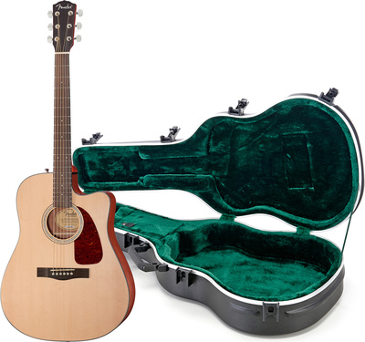 Fender CD-140SCE NAS V2 Bundle