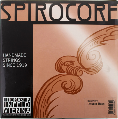 Thomastik Spirocore C# Solo Bass 4/4
