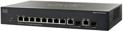 Cisco SG300-10 Switch