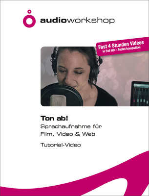 Audio Workshop Ton ab! Sprachaufnahme ... DVD
