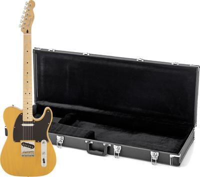 Fender Deluxe Tele MN BTB Bundle