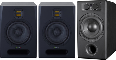"Adam F7 + Sub ""Triple-7 Bundle"""