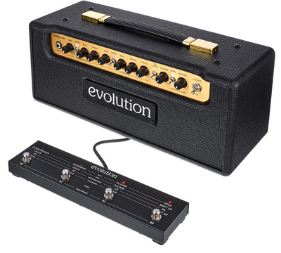 Evolution Amber 40 B-Stock