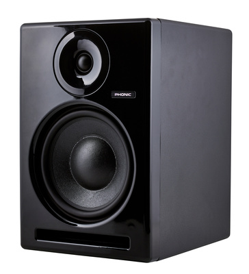 Phonic Acumen 8A Black B-Stock