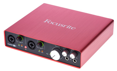 Focusrite Scarlett 6i6 2nd Gen B-Stock