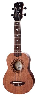 Luna Guitars Uke VM Soprano