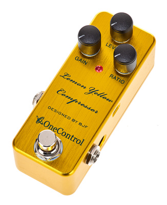 One Control Lemon Yellow Compresso B-Stock
