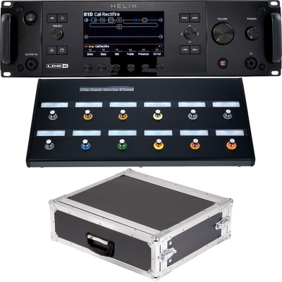 Line6 Helix Rack Guitar Proce Bundle