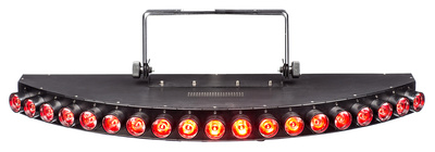 Varytec LED SuperClam RGB B-Stock