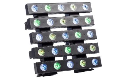 Varytec LED Mini Matrix 5x5 RG B-Stock
