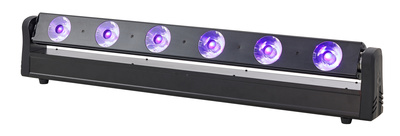 Ignition LED Beambar 6 RGBW B-Stock