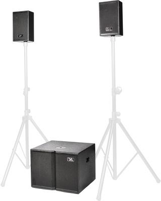 Voxoa Set Compact system JAM B-Stock