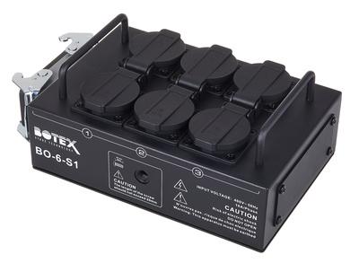Botex Power box BO-6-SI B-Stock