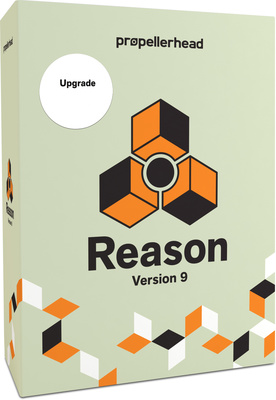 Propellerhead Reason 9 Upgrade 2