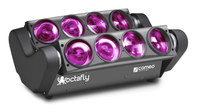 Cameo Octafly RGBW 8 x 10W L B-Stock