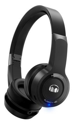 Monster Clarity HD On-Ear Blue B-Stock