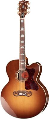 Gibson Claro Walnut SJ-200 Cutaway