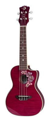 Luna Guitars Ukulele Flora Concert B-Stock