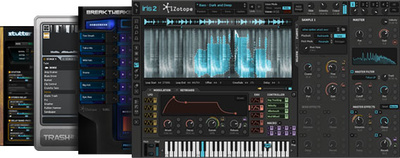 Izotope Creative Bundle + DDLY, Mobius