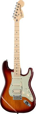 Fender Deluxe Strat HSS TSB