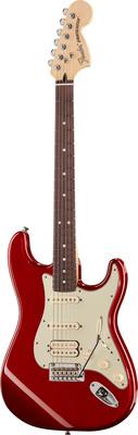 Fender Deluxe Strat HSS CAR