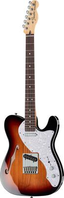 Fender Deluxe Tele Thinline 3CSB